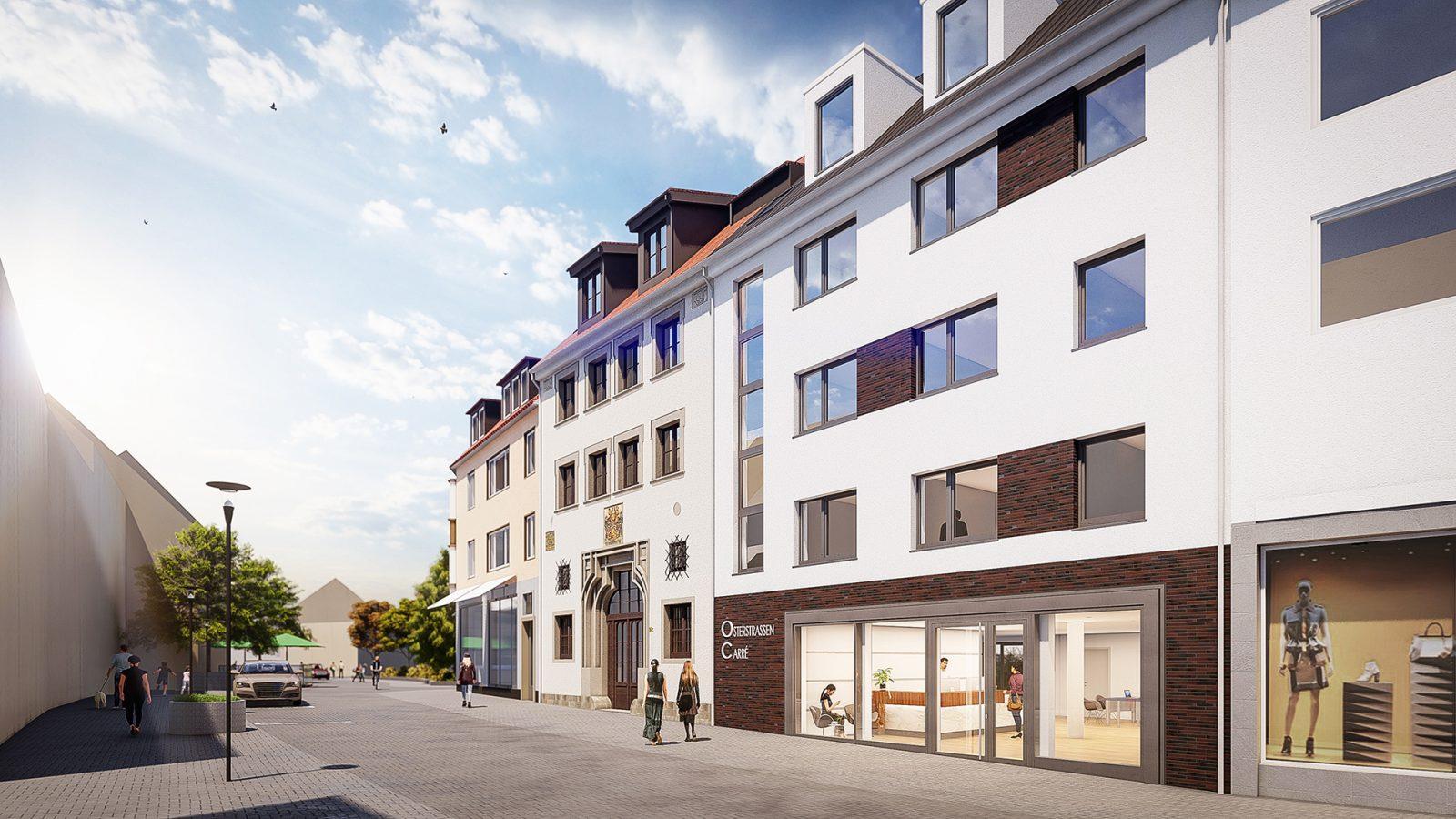 Neuplanung des ehemaligen Stulle-Areals | JUNG - Architekturbüro, Innenarchitekturbüro Hildesheim