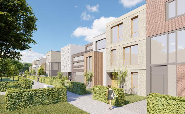 städtebauliche Studie in Gifhorn |